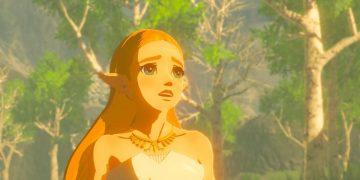 Playing Zelda Breath of the Wild in the first person is possible thanks to a glitch that a player found