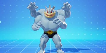 Pokémon Unite: best build for Machamp and how to get its license