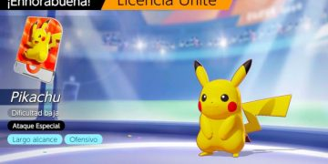 Pokémon Unite: how to get Pikachu license for free and best build