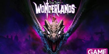 Pre-order Tiny Tina's Wonderlands Chaotic Great Edition exclusively at GAME and get lots of unique content