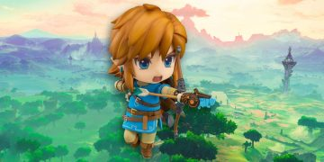Run and get one of the latest Link Nendoroid figures in Breath of The Wild for 67 euros on Amazon