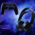 Sony Announces Midnight Black Pulse 3D Wireless Headphones for PS5