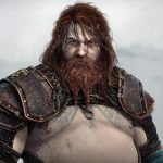 The controversial design of Thor from God of War Ragnarok would already be decided in 2018, from the first game
