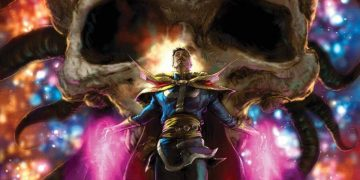 The new Sorcerer Supreme to replace Doctor Strange in Marvel comics will be revealed in December