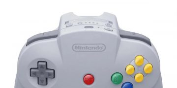 The Nintendo 64 controller for Switch will have more buttons than the original