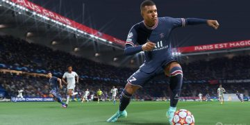 They compare graphic quality and resolution of FIFA 22 on Xbox Series X   S and PS5