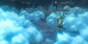 They discover a glitch of Zelda Breath of the Wild that allows to fly and that will drive speedrunners crazy
