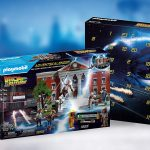 Travel to the future and get ready for Christmas with this Playmobil Back to the Future advent calendar