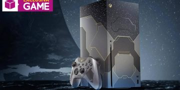 Xbox Series X special edition Halo Infinite is exclusive to GAME in Spain, and reservations open TODAY!