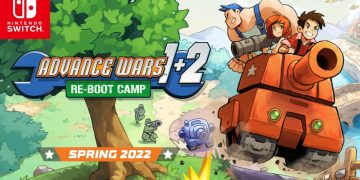 Advance Wars 1 + 2 Re-Boot Camp on Nintendo Switch delayed to 2022