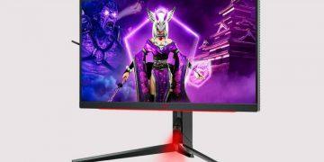 AGON by AOC refuerza su gama alta de monitores gaming