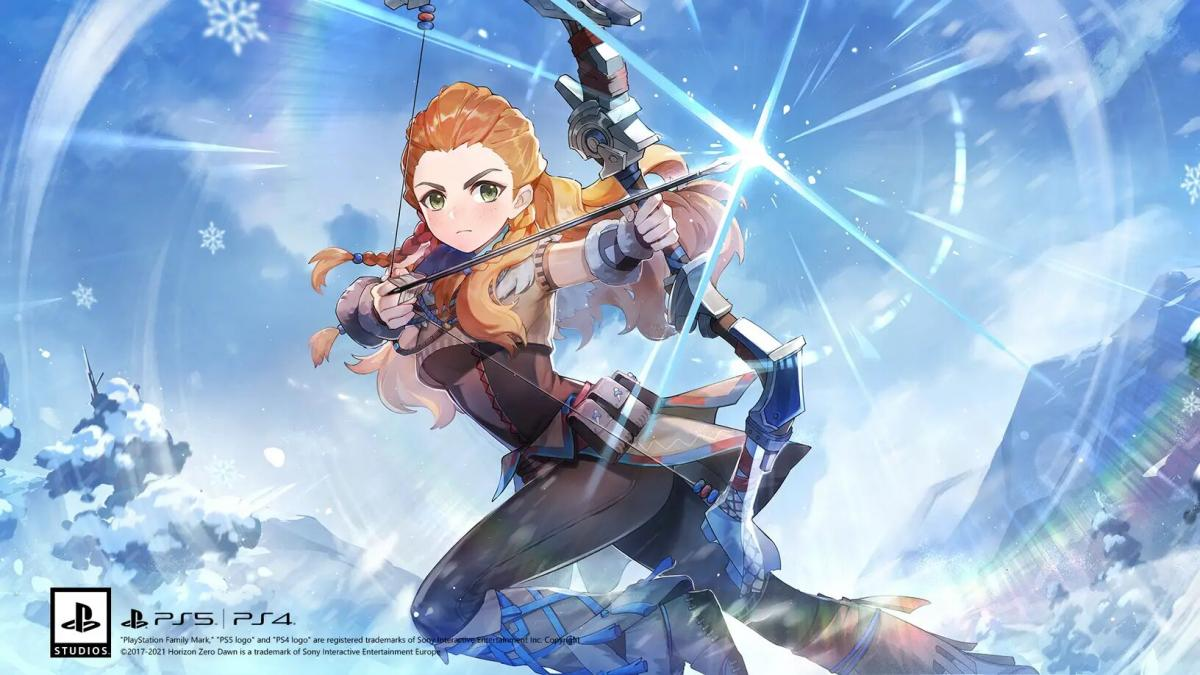 Aloy's daily exploration event and rewards in Genshin Impact