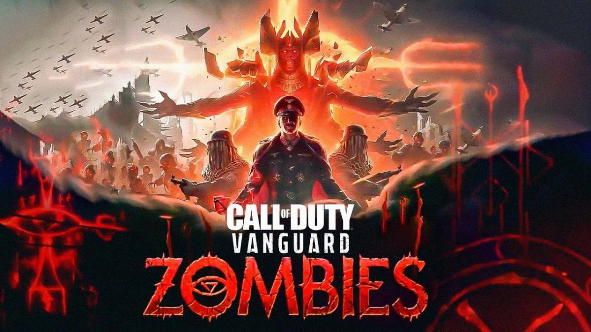 Call of Duty Vanguard announces its Zombies mode as a prequel to the Dark Aether