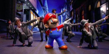Nueva película de Super Marios Bros
