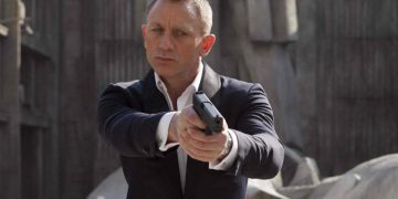 """Daniel Craig jokes about being remembered as the """"grumpy Bond"""" and shares what his toughest scene has been"""
