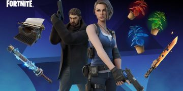 Fortnite adds Chris Redfield and Jill Valentine from Resident Evil in an unexpected new collaboration