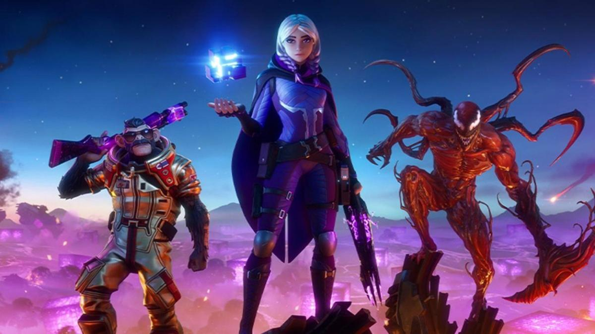 Fortnite season 8 punch cards: Lobuno and Disastrous missions