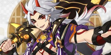 Genshin Impact introduces Arataki Itto, its new five-star character for update 2.3