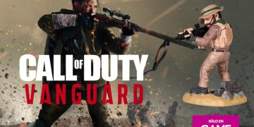 Get a gift figure when you pre-order Call of Duty Vanguard in GAME for PlayStation or Xbox