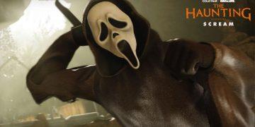 Get Scream's Ghostface Operator in Call of Duty Warzone