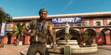 Get the Revolutionary Leader Team in Far Cry 6