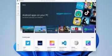 Google Play en Windows 11: ya han conseguido instalarla