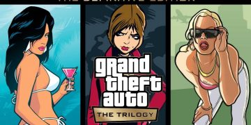GTA Trilogy Definitive Edition - first trailer with the very best graphics of GTA III, Vice City and San Andreas