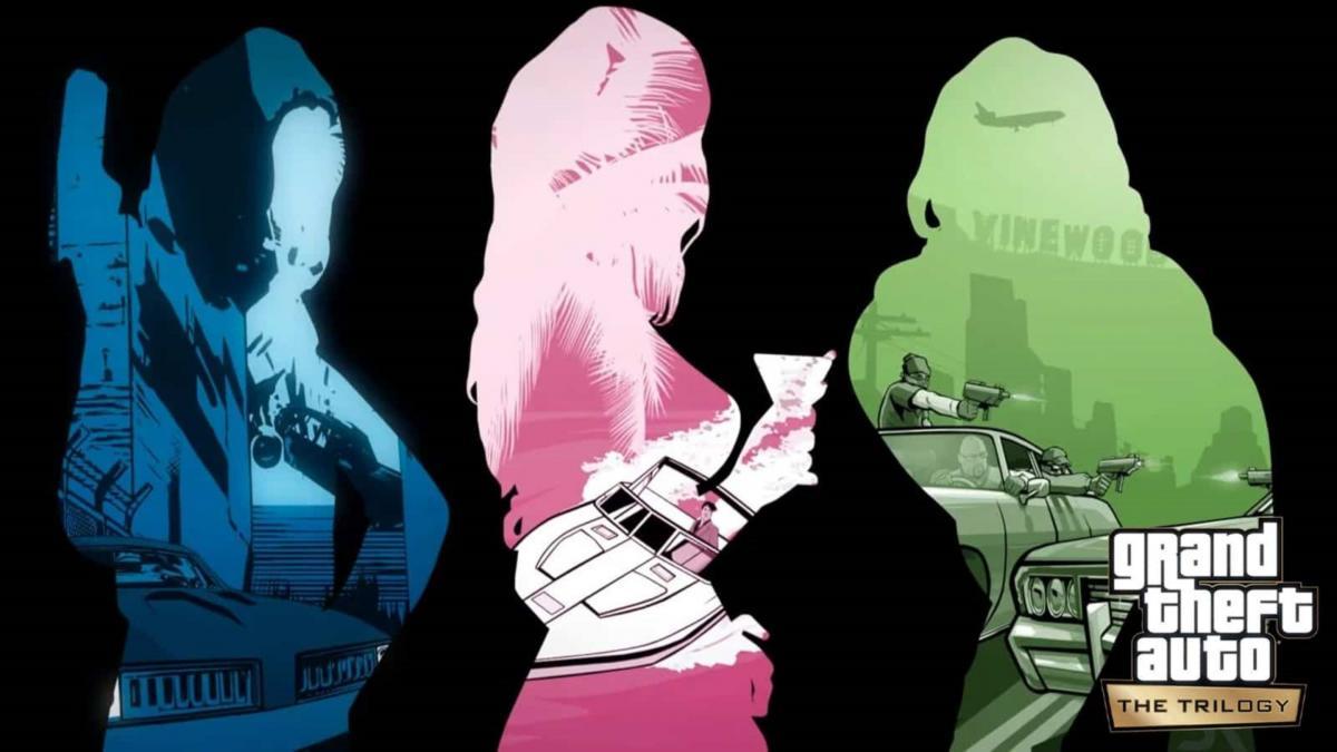 GTA Trilogy: The Definitive Edition Achievements Leaked