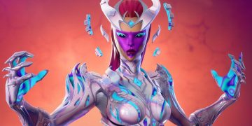 How to get the hidden skin of Fortnite season 8 the queen of the cube