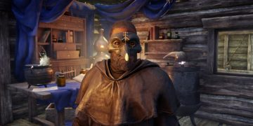 How to get the plague doctor mask in New World