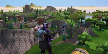 How to play the best map of Fortnite Chapter 1 in Creative mode with all its emblematic places (code included)