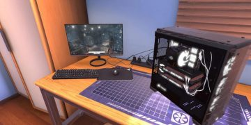 Learn to build your gaming computer with PC Building Simulator, free this week on the Epic Games Store