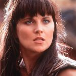 """Lucy Lawless would like to participate in a reboot of Xena, to """"pass the breastplate"""" and withdraw"""