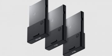 Microsoft Announces 512GB and 2TB SSD Cartridges for Xbox Series X | S