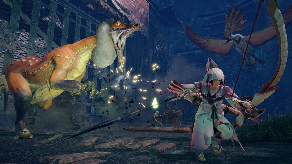 Monster Hunter Rise on PC will use Denuvo and release a demo today