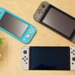 Nintendo Switch OLED is much more popular than Switch Lite: early UK sales data