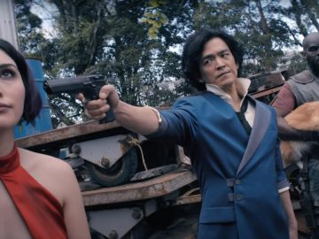 Official trailer and poster for Cowboy Bebop, Netflix's live-action adaptation of the legendary anime