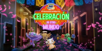 Pokémon GO will celebrate the Day of the Dead around the world this year