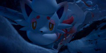 Pokémon Legends Arceus Introduces Hisui Forms from Zorua and Zoroark