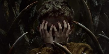Preview of Antlers, the horror film produced by Guillermo del Toro