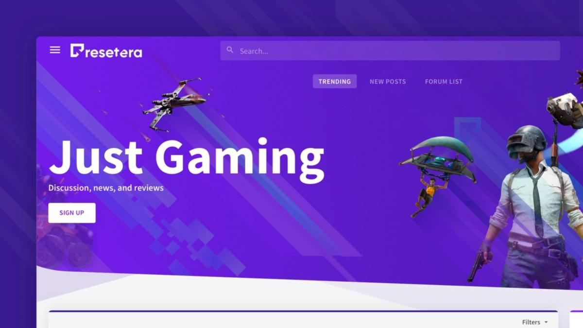 ResetEra gaming forum is acquired for 4.5 million dollars