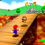 Super Mario 64 on Nintendo Switch Online has vibration, but only the Japanese version