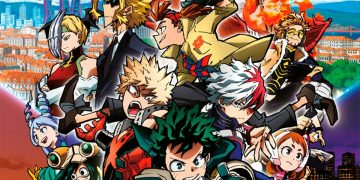 The film My Hero Academia: World Mission of Heroes will hit theaters in Spain on November 12