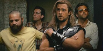 Thor in Las Vegas Hangover or Marty McFly on AVT: This artist creates cool crossovers with popular characters