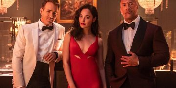 Trailer of Red Alert, the new Netflix movie with Ryan Reynolds, Gal Gadot and Dwayne Johnson