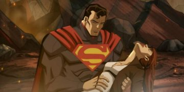 Trailer of the animated film of Injustice, based on the video games