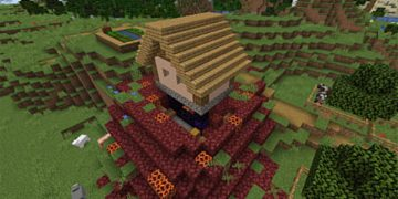 Tricks to build faster in Minecraft