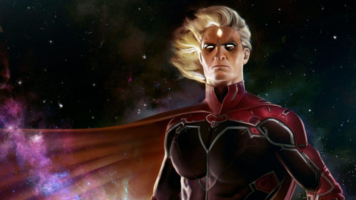 Will Poulter as Adam Warlock?  Bosslogic has already imagined it with this mind-blowing illustration